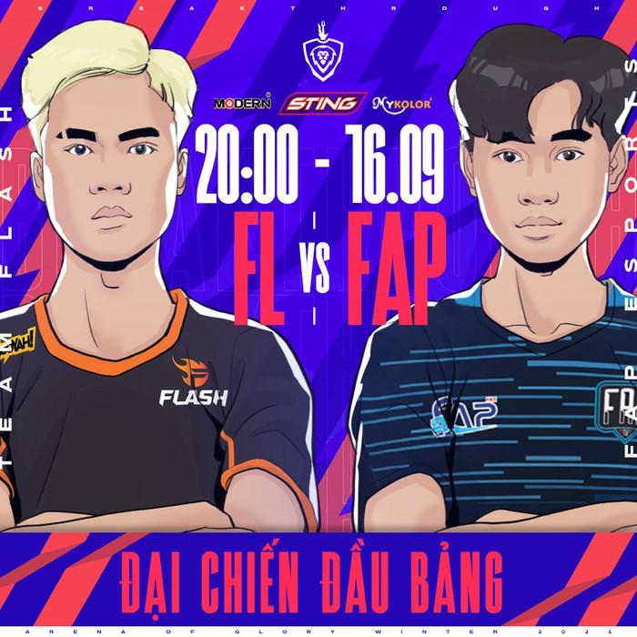 NÓNG: FAP Esports gặp biến cố trước thềm đại chiến Team Flash - Ảnh 3.