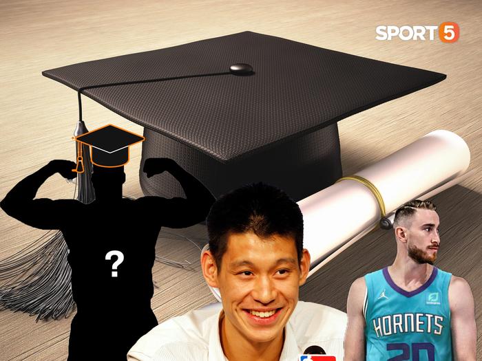 Top những cầu thủ NBA học giỏi nhất với điểm số cao ngất ngưởng - Ảnh 1.