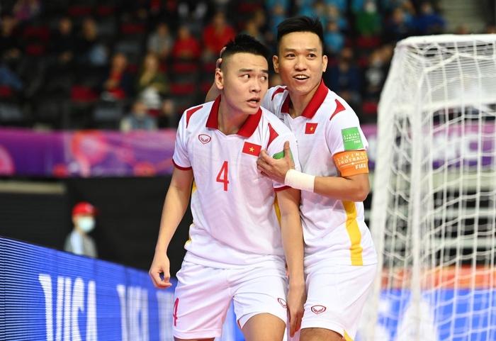 Futsal Việt Nam vẫn còn cơ hội lọt vào vòng 16 đội World Cup 2021 - Ảnh 1.
