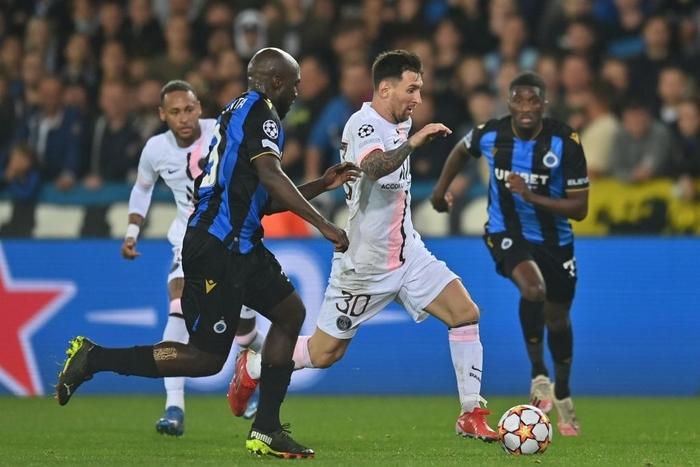 Tam tấu Messi-Neymar-Mbappe bất lực nhìn PSG mất điểm - Ảnh 12.