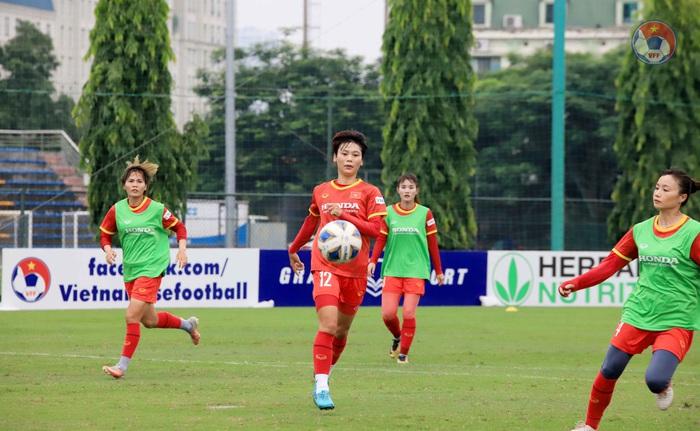 Đội tuyển nữ Afghanistan rút lui, tuyển nữ Việt Nam có nhiều lợi thế vào VCK Asian Cup 2022 - Ảnh 1.