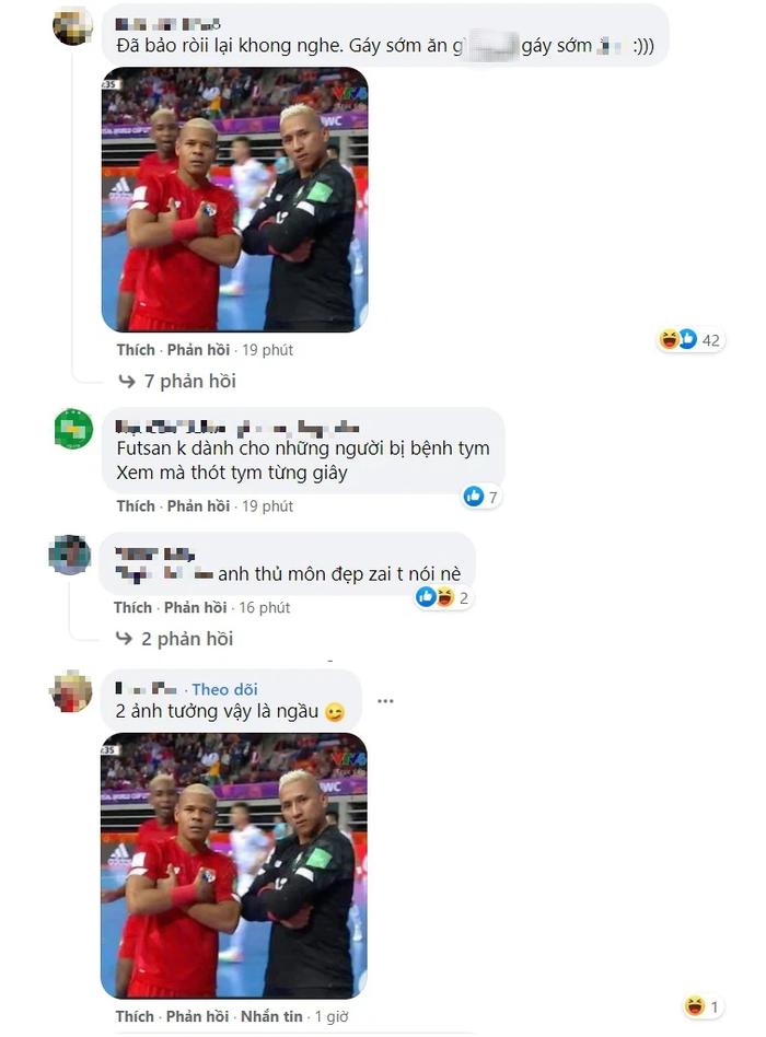 Cư dân mạng bức bối với trọng tài không công nhận bàn thắng của đội tuyển futsal Việt Nam, cà khịa cầu thủ Panama ăn mừng sớm - Ảnh 2.
