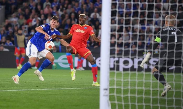 Thi đấu thiếu tập trung, Leicester City nhọc nhằn để Napoli cầm hòa với tỷ số 2-2 - Ảnh 7.