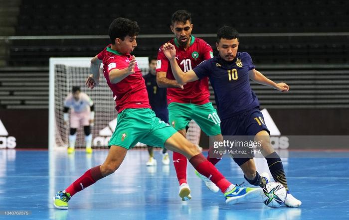 CH Czech thất bại trước Brazil, futsal Việt Nam rộng cửa đi tiếp - Ảnh 2.