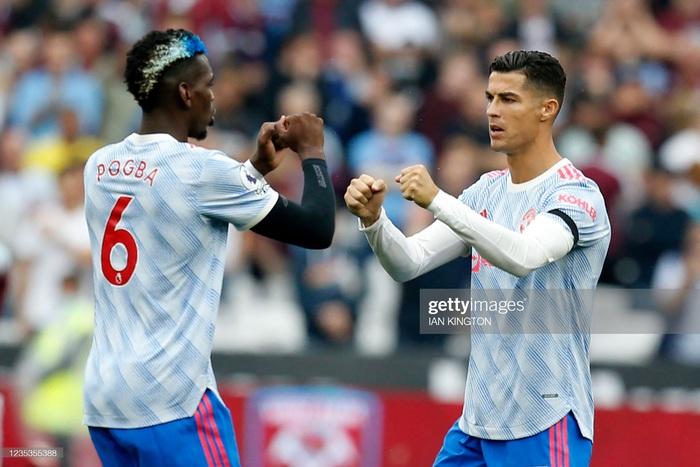 Trực tiếp West Ham 1-1 MU (hiệp một): Ronaldo gỡ hòa - Ảnh 6.