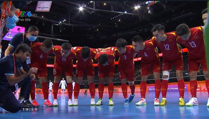 Trực tiếp Việt Nam vs CH Czech, VCK futsal World Cup 2021: Trận chiến quyết định  - Ảnh 1.