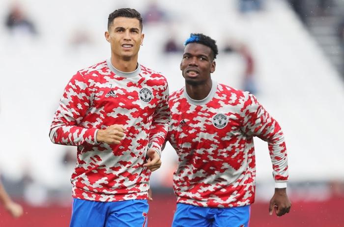 Trực tiếp West Ham 1-1 MU (hiệp một): Ronaldo gỡ hòa - Ảnh 8.
