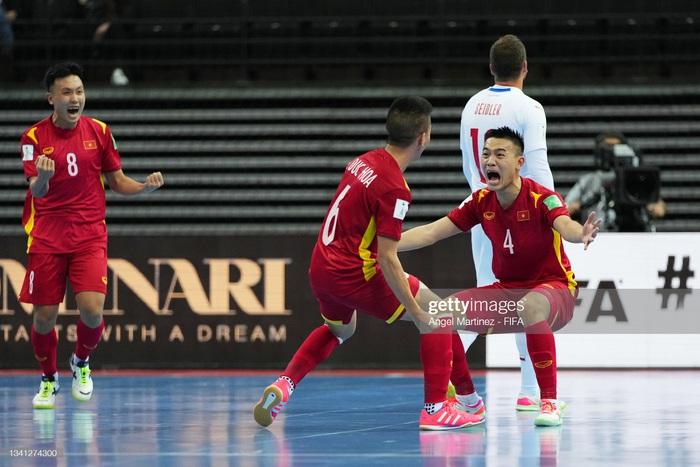 ĐT futsal Việt Nam có thể tránh được bàn thua trước CH Czech và yên tâm hơn nếu... - Ảnh 2.