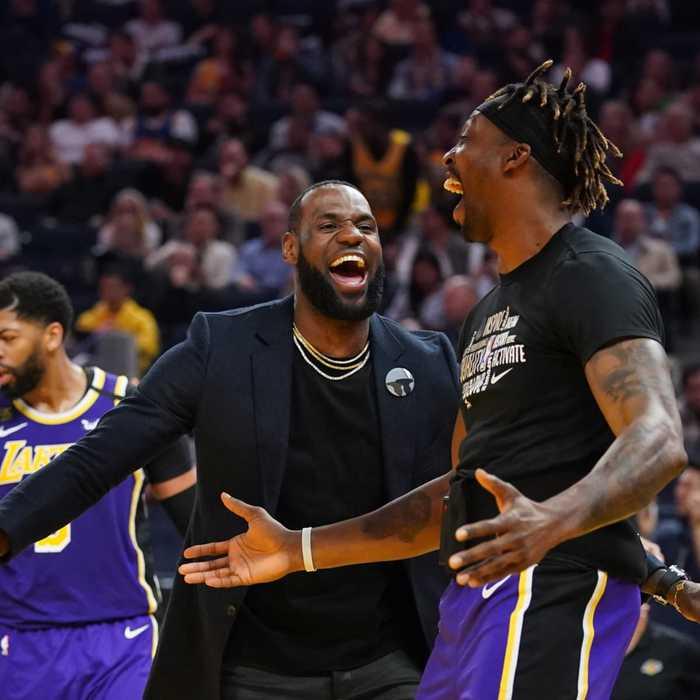 """Dwight Howard khẳng định chẳng có """"cái tôi"""" nào tồn tại ở Los Angeles Lakers - Ảnh 1."""