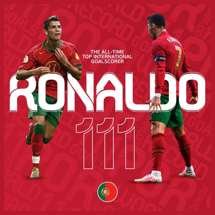 MXH tưng bừng ngày Ronaldo viết lại lịch sử ghi bàn ĐTQG - Ảnh 2.