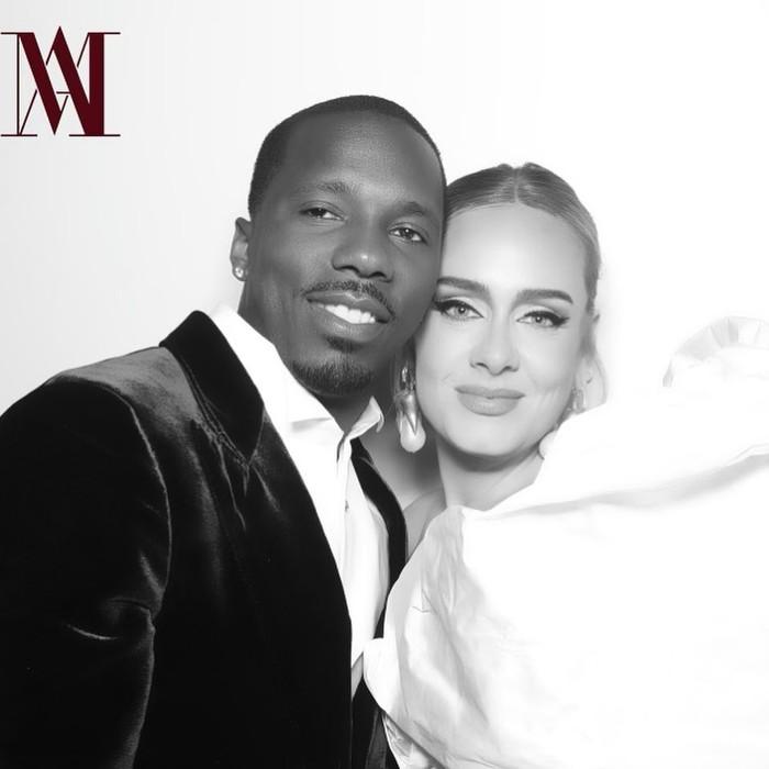 Adele công khai bạn trai trên Instagram: Người nắm trong tay vận mệnh của nhiều ngôi sao bóng rổ - Ảnh 1.