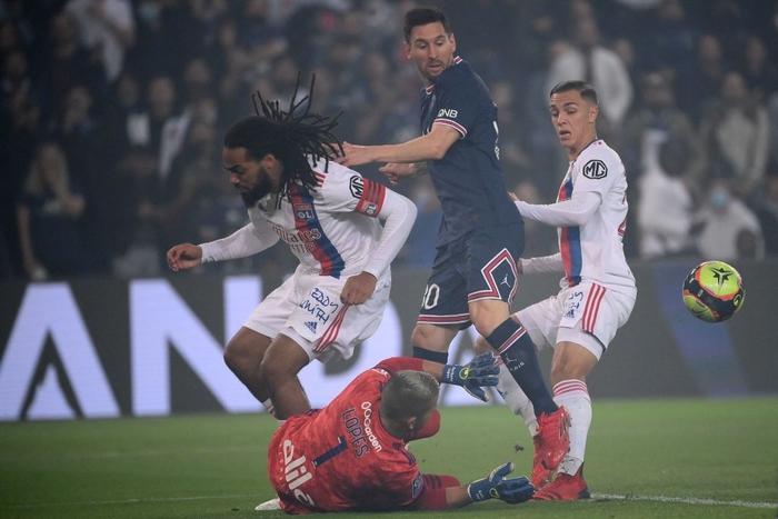 PSG có chiến thắng nghẹt thở trong ngày Messi đá chính - Ảnh 3.