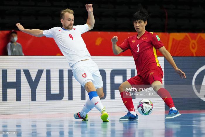 Vào đến vòng 16 đội World Cup 2021, các tuyển thủ futsal Việt Nam vẫn chỉ có lượt theo dõi khiêm tốn trên mạng xã hội - Ảnh 8.