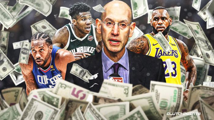 NBA sẽ chứng kiến những mức lương