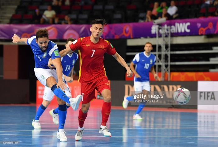 Vào đến vòng 16 đội World Cup 2021, các tuyển thủ futsal Việt Nam vẫn chỉ có lượt theo dõi khiêm tốn trên mạng xã hội - Ảnh 11.