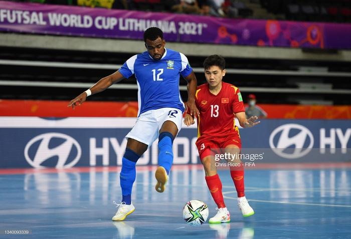 Vào đến vòng 16 đội World Cup 2021, các tuyển thủ futsal Việt Nam vẫn chỉ có lượt theo dõi khiêm tốn trên mạng xã hội - Ảnh 7.