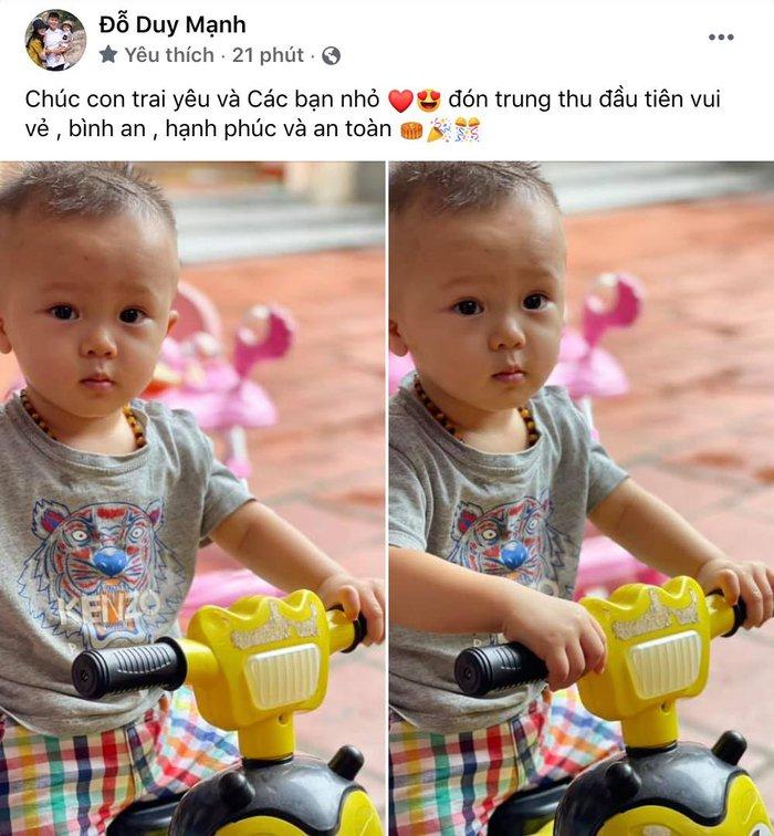 Cầu thủ tuyển Việt Nam đón trung thu độc đáo bằng đèn lồng tự chế  - Ảnh 5.