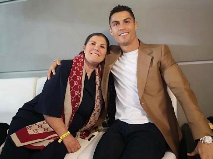 Mẹ Ronaldo tiết lộ nguyện vọng cuối đời với con trai, fan MU nghe xong chắc chắn sẽ hơi... buồn! - Ảnh 1.