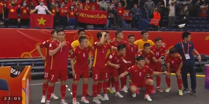 Kết quả Nga 3-2 Việt Nam, VCK futsal World Cup 2022: Chiến đấu kiên cường - Ảnh 2.
