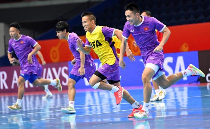 Đội tuyển futsal Việt Nam tiếp tục thiệt quân trước khi gặp Nga - Ảnh 5.