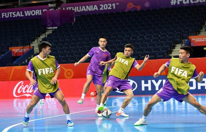 Đội tuyển futsal Việt Nam tiếp tục thiệt quân trước khi gặp Nga - Ảnh 4.