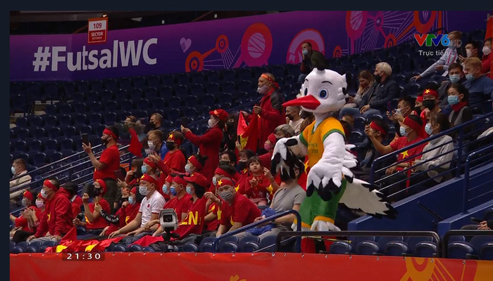Kết quả Nga 3-2 Việt Nam, VCK futsal World Cup 2022: Chiến đấu kiên cường - Ảnh 18.