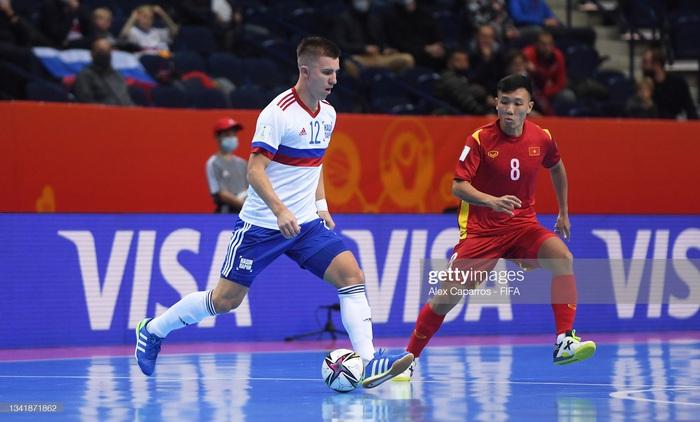 Kết quả Nga 3-2 Việt Nam, VCK futsal World Cup 2022: Chiến đấu kiên cường - Ảnh 16.