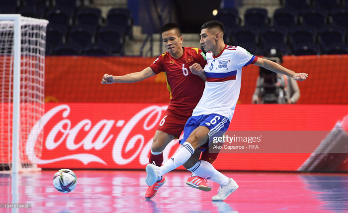 Kết quả Nga 3-2 Việt Nam, VCK futsal World Cup 2022: Chiến đấu kiên cường - Ảnh 11.