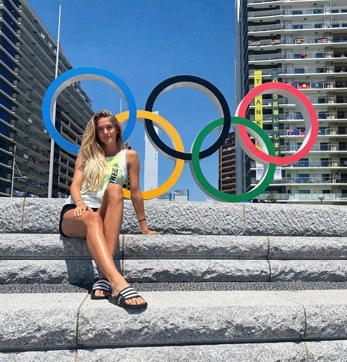 Sau cú sốc cay đắng tại Olympic nữ VĐV quyến rũ nhất hành tinh quyết định thử sức ở một lĩnh vực mới - Ảnh 6.