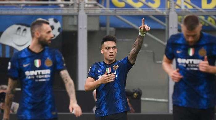 Đá hỏng 11m, Inter Milan đánh rơi chiến thắng ngay trên sân nhà - Ảnh 4.