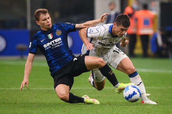 Đá hỏng 11m, Inter Milan đánh rơi chiến thắng ngay trên sân nhà - Ảnh 5.