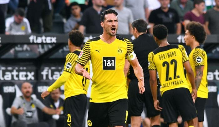 Vắng Haaland, Dortmund thua bạc nhược tại Bundesliga - Ảnh 4.
