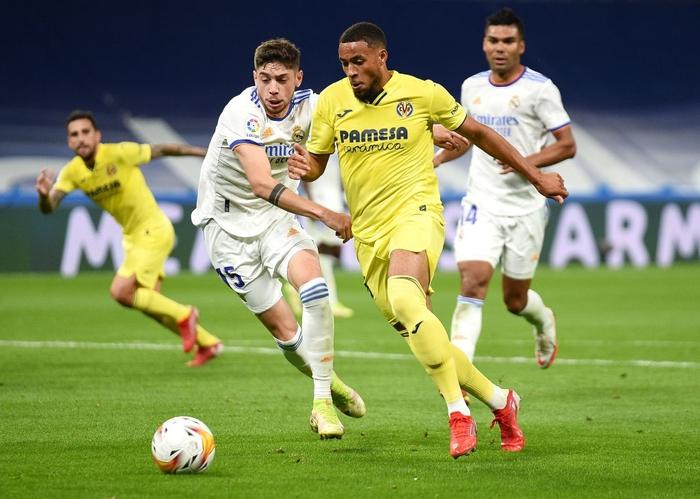 Phòng ngự chắc chắn, Villarreal ngắt mạch trận toàn thắng của Real Madrid - Ảnh 2.