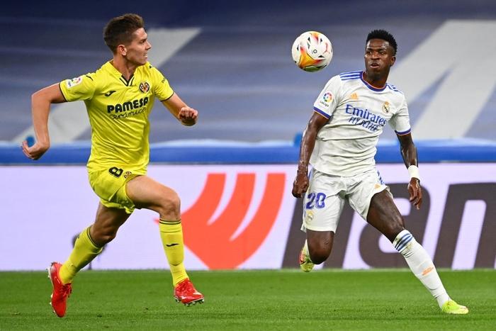 Phòng ngự chắc chắn, Villarreal ngắt mạch trận toàn thắng của Real Madrid - Ảnh 3.