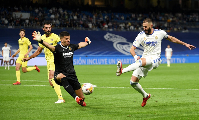 Phòng ngự chắc chắn, Villarreal ngắt mạch trận toàn thắng của Real Madrid - Ảnh 6.