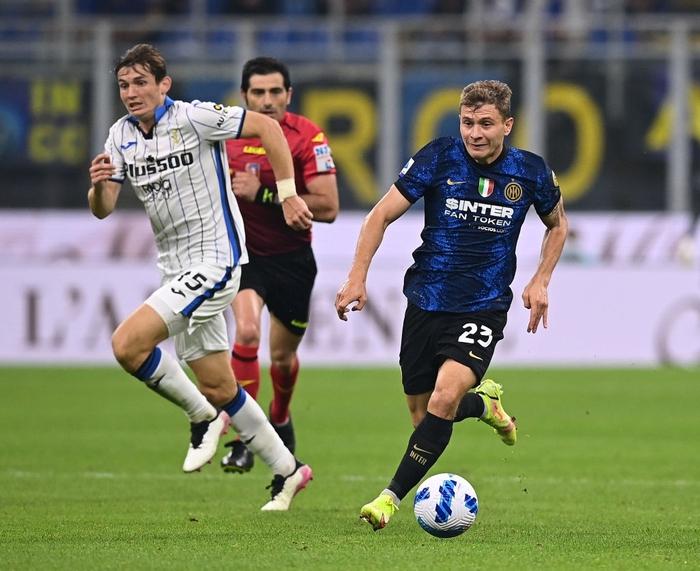 Đá hỏng 11m, Inter Milan đánh rơi chiến thắng ngay trên sân nhà - Ảnh 13.
