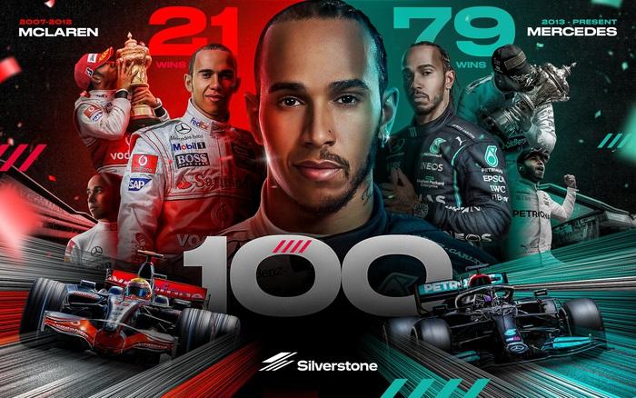 Nhờ đối thủ hiếu thắng và ngờ nghệch, Hamilton lập kỷ lục F1 chưa từng có trong lịch sử - Ảnh 6.