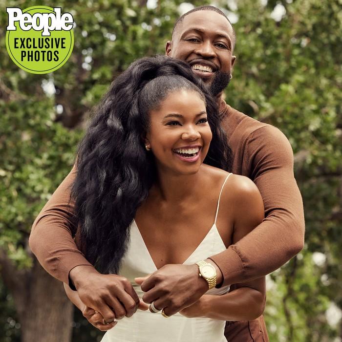 Vợ Dwyane Wade trải lòng về cuộc hôn nhân đầy sóng gió và lòng vị tha trước quá khứ sứt mẻ của cựu cầu thủ NBA - Ảnh 4.