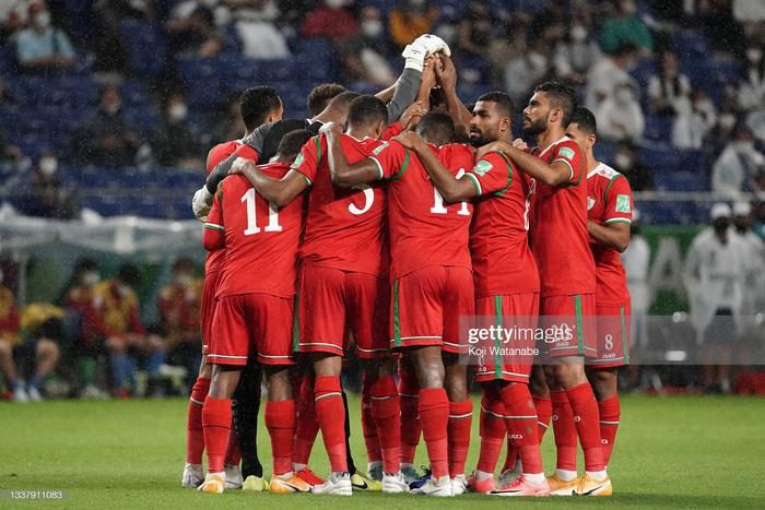 Tuyển Oman thắng 7-1 ở trận giao hữu, thị uy sức mạnh với tuyển Việt Nam - Ảnh 1.