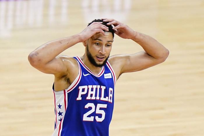 """NBA Media Day: Philadelphia 76ers tuyên bố """"bịt"""" mọi đường thoát thân của Ben Simmons - Ảnh 1."""