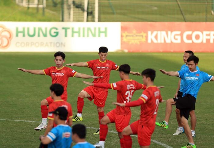 Đình Trọng trở lại, tuyển Việt Nam đón tin vui trước trận gặp Trung Quốc - Ảnh 1.