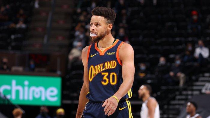 NBA Media Day: Stephen Curry bồi hồi khi nghĩ tới ngày trở lại của Klay Thompson - Ảnh 2.