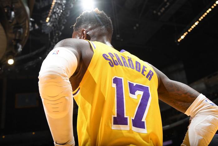 Dennis Schroder chia sẻ về lý do từ chối bản hợp đồng 84 triệu USD cùng Los Angeles Lakers - Ảnh 3.
