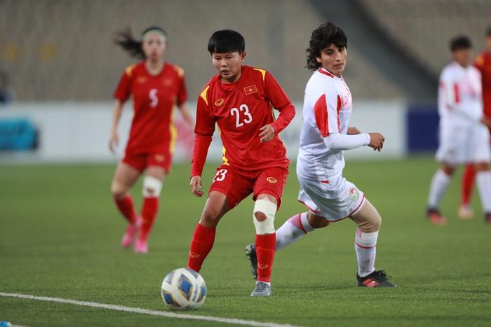 Giành chiến thắng 7-0, tuyển nữ Việt Nam chính thức vào VCK Asian Cup 2022 - Ảnh 2.