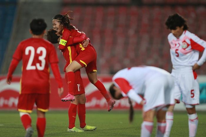 Giành chiến thắng 7-0, tuyển nữ Việt Nam chính thức vào VCK Asian Cup 2022 - Ảnh 3.