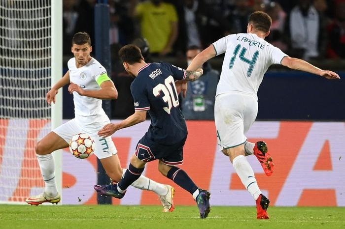 Messi cuối cùng cũng thông nòng giúp PSG hạ gục Man City trên sân nhà - ảnh 9