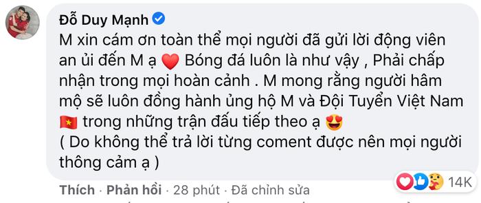 Cập nhật ĐT Việt Nam về nước: Chuyến bay bị hoãn gần 1 tiếng, các cầu thủ thay nhau đăng status khi chờ đợi tại Vân Đồn - Ảnh 6.