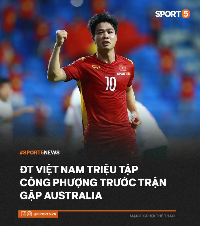Cập nhật đội tuyển Việt Nam về nước: Chuyến bay đã tới Vân Đồn   - Ảnh 1.