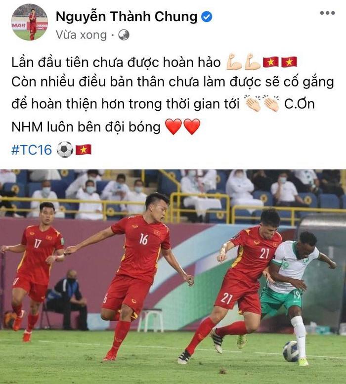 Cập nhật đội tuyển Việt Nam về nước: Chuyến bay đã tới Vân Đồn   - Ảnh 4.