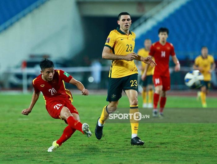 Dù thua, đội tuyển Việt Nam vẫn khiến truyền thông Trung Quốc phải ngả mũ: Họ dồn ép cả nhà vô địch châu Á - Ảnh 4.